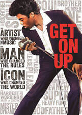 Get On Up New DVD! Ships Fast! Brand New! Factory Sealed