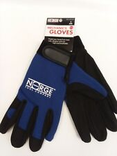 Norge Tool High Dexterity Gloves, Synthetic Leather Palm/Spandex Size:Medium
