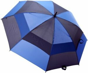 Fulton Stormshield Men's Umbrella Blue/Navy One Size