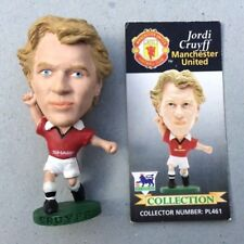 Jordi Cruyff - Manchester United, Man (Corinthian Football Figure) #2