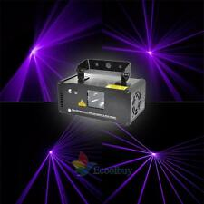 Laser Projector Stage Light LED DMX 512 Lighting Xmas Party DJ Disco KTV Show A