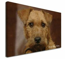 More details for lakeland terrier dog 'love you mum' x-large 30