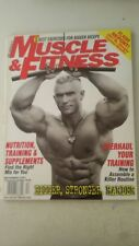 MUSCLE & FITNESS : NUTRITION TRAINING & SUPPLEMENTS FIND THE RIGHT MIX FOR YOU-1