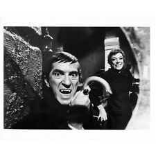 Dark Shadows Frid Showing Teeth and Hall Smiling in Mirror 8 x 10 Inch Photo