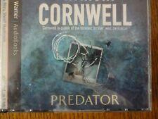 5 CD AUDIO BOOK - PREDATOR - Patricia Cornwell