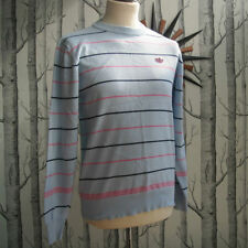adidas Crew Neck Striped Jumpers & Cardigans for Men