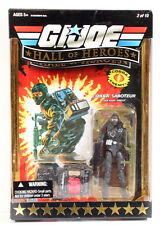GI Joe Hall Of Heroes #2 of 10 Cobra Saboteur Firefly MIP 2008 25th Anniversary!