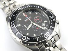 Men's Rotary AGB00013/C/04 Military Chrono Divers Watch - 100m