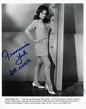 OFFICIAL WEBSITE Francine York (1938-2017) Land of the Giants 8x10 AUTOGRAPHED
