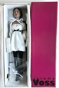 "Tonner Fashion Doll ""White Hot Ava"" - 16"" Doll - NRFB - Jeremy Voss Collection"