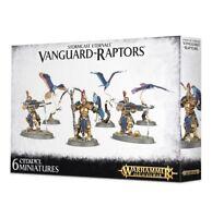 Stormcast Eternals Vanguard-Raptors - Warhammer Age of Sigmar - Brand New! 96-30