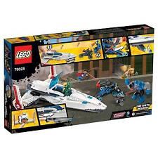 Lego DC Comics Super Heroes Darkseid Invasion 76028