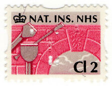 (I.B) Elizabeth II Revenue : National Insurance Class 2