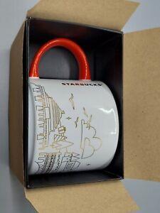 2020 You Are Here Poland Starbucks Mug in Original Box, Never Used
