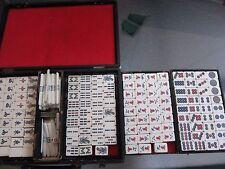 Vintage MahJong Set Made by Bamboo