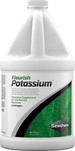 Seachem Flourish POTASSIUM 2L Plant Fertilizer Aquarium Growth Plants Tank