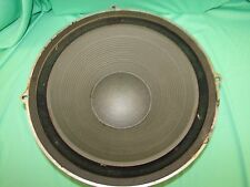 "Wharfedale Model W60 Subwoofer Woofer Speaker 12"" 12 inch Made in England"