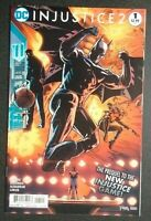 Injustice 2 #1 Bruno Redondo Variant Cover