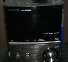 Panasonic SA-PM500DB CD Stereo System - DAB - iPod - USB - Remote - VGC