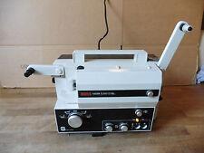 Super 8 Tonfilmprojektor Eumig Mark S 810 D Filmprojektor funktioniert