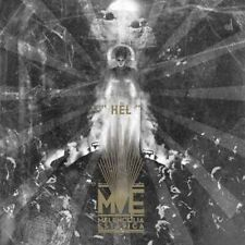 Melencolia Estatica - Hel CD 2012 digi black metal Italy