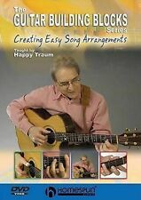 DVD-The Guitar Building Block Series-Creating Easy Song Arrangements