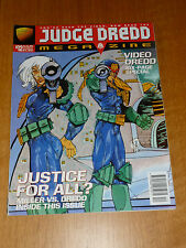 JUDGE DREDD THE MEGAZINE - Series 3 - No 12 - Date 12/1995 - UK Paper Comic