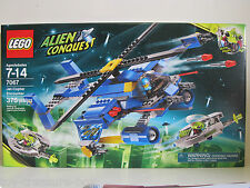 Alien Conquest LEGO 7067 Jet-Copter Encounter 375 pc set Ages 7-14 years