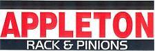 Appleton Official Fender Racing Decal   D720
