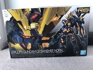 Bandai Gundam Unicorn Banshee RG