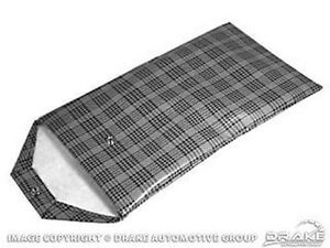1964-1973 Ford Shelby GT MUSTANG JACK BAG - PLAID