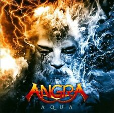 Aqua by Angra (CD, Sep-2010, SPV)