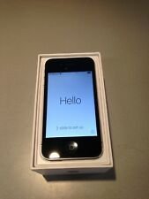Apple iPhone 4s - 16GB - Black (O2) Phone is reset for new user