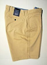 GAP vintage wash mens shorts with stretch size 34