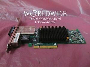 New IBM EN0M PCIe3 4-Port ( 10GB FCoE / 1 GbE ) LR and RJ45 Adapter for 8284-22A