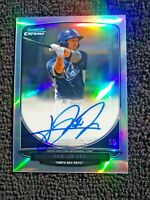 2013 Bowman Chrome Prospect Autos HAK-JU LEE RC #BCP-HL TAMPA BAY RAYS 409/500