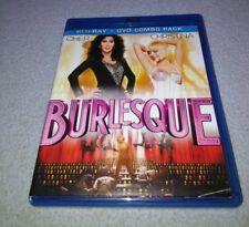 Burlesque (Blu-ray, 2011)