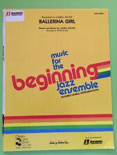 Ballerina Girl, Lionel Richie, arr. Peter Blair, Big Band Arrangement