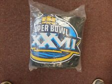PlayStation 2 Super Bowl XXXVII Inflatable Chair 989 NFL GAME DAY