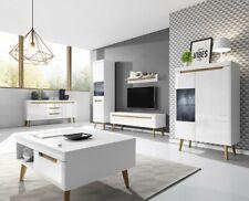 Wohnzimmer-Set Avesta I Skandinavischer Stil Modern Stilvoll Kollektion Kommoden
