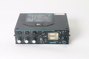 Shure FP33 3-Channel Field Stereo Sound Mixer- Missing Volume Knob