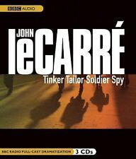Tinker, Tailor, Soldier, Spy  BBC Radio Full-Cast Dramatization  2010 Ex-library
