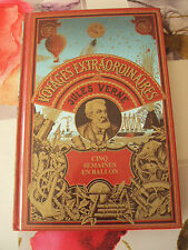 Jules Verne Cinq Semaines en Ballon 1995