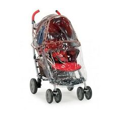 Universal  Buggy Rain Cover Transparent Waterproof For Pushchair Stroller Pram