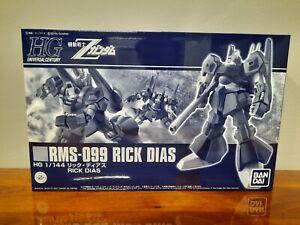 [Premium Bandai] HGUC Zeta 1/144 RMS-099 Rick Dias Model Kit