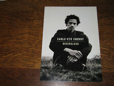 EAGLE-EYE CHERRY - DESIRELESS - PROMO POSTCARD