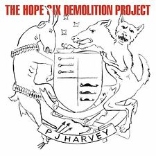 PJ HARVEY THE HOPE SIX DEMOLITION PROJECT CD 2016