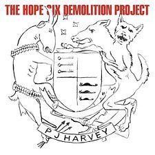 PJ HARVEY THE HOPE SIX DEMOLITION PROJECT CD - NEW RELEASE APRIL 2016