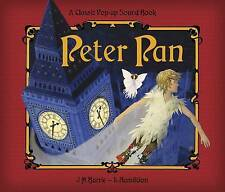 Peter Pan Sound Book (Classic Pop Up Sound Book): A Clasic Story Pop-up Book wit