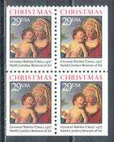 US Stamp (L1361) Scott# 2790a, Mint NH OG, Nice Booklet Pane, Christmas